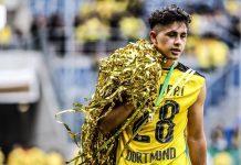 Bek Borussia Dortmund Putuskan Pensiun di Usia 21 Tahun, Kenapa?
