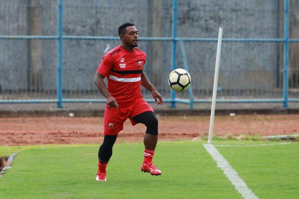 David Laly Optimis Madura United Lolos Ke Final Piala Indonesia