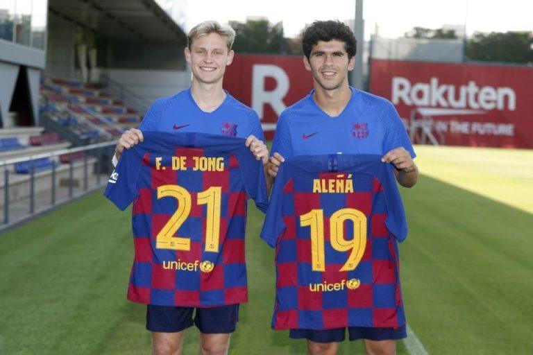 Carles Alena Tidak Ikhlas Nomor Favoritnya Dipakai De Jong!