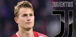 Resmi! Inilah Harga yang Harus Dibayar Juventus Tuk Datangkan De Ligt