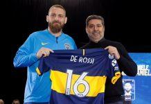 Alasan Khusus De Rossi Bergabung ke Boca Juniors