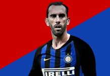 Alasan Mengapa Diego Godin Berlabuh ke Inter Milan