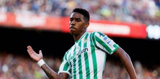 Junior Firpo Minta Dijual ke Barcelona?