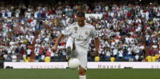 Duet Vinicius dan Hazard Bakal Sangat Mematikan Di Eropa
