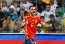 Duo Madrid Saling Sikut Dapatkan Fabian Ruiz