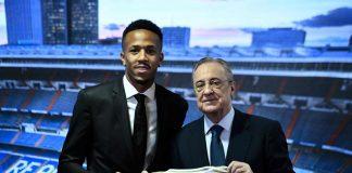 Ada Peran Dua Mantan Pemain di Balik Transfer Eder Militao ke Madrid