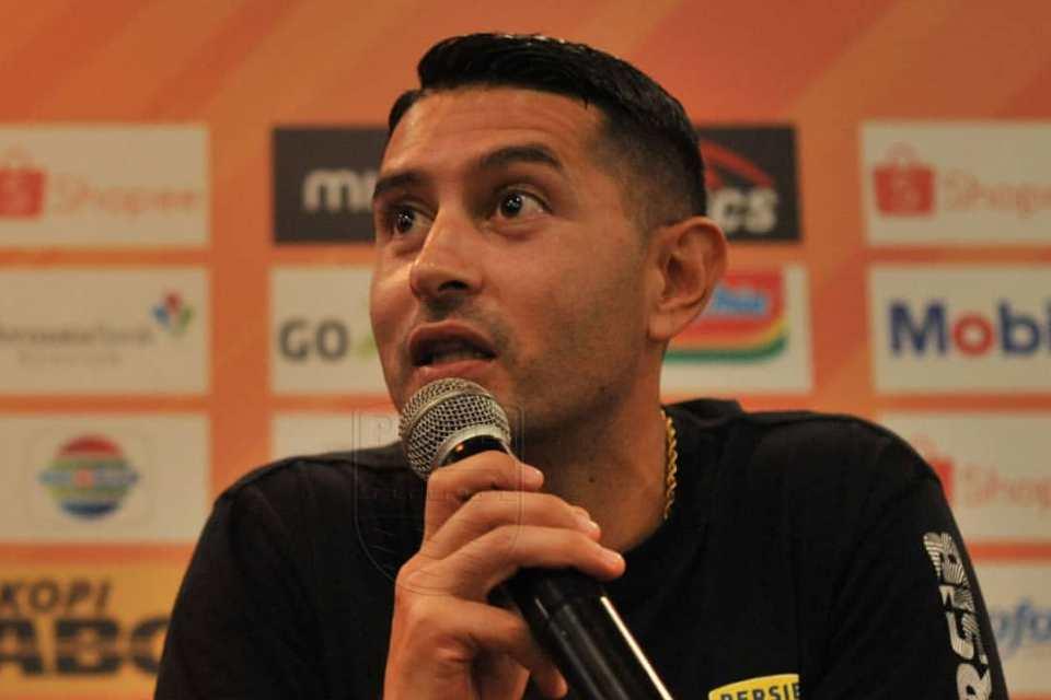 Jika Vizcarra Main, Persib Selalu Raih Hasil Positif