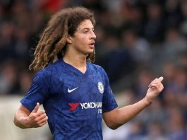 Chelsea Pinjamkan Youngster Gimbal ke Tim Kuda Hitam Jerman