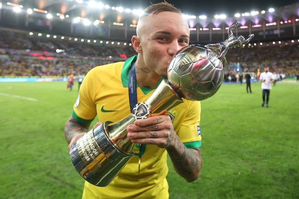 Tottenham Kirim Pemandu Bakat untuk Pantau Wonderkid Brazil