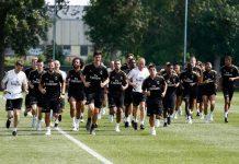 Fans Real Madrid Salfok Lihat Perut Hazard Penuh Dengan Lemak