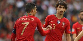 Felix Menjadi Pemain Muda Terbaik Setelah Ronaldo di Portugal