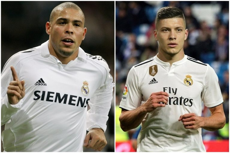 Gaya Bermain Jovic Seperti Legenda Real Madrid