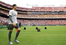 Giliran Thibaut Courtois Menambah Daftar Cedera Pemain Madrid