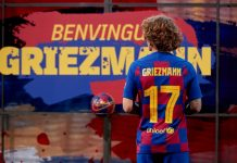 Ini Tanggapan Barca Tentang Klaim Atletico terhadap Pindahnya Griezmann!Pakai Nomor 17, Coutinho Fix Dipertahankan