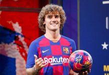 Sang Ayah Bantah Pengaruhi Griezmann Pindah ke Barcelona