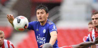 Leicester Siapkan Tiga Nama Pengganti Maguire, Siapa Saja?