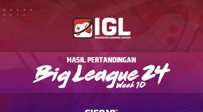 Jalan Terjal Top Player di Minggu Kesepuluh Big League FIFA 19 FUT