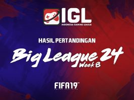Parade Pesta Gol Belum Selesai di Minggu Kedelapan Big League FIFA 19 FUT