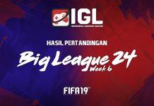 Hadirnya Pesta Gol di Minggu Keenam Big League FIFA 19 FUT