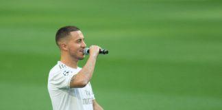 Alasan Khusus Eden Hazard Pilih Nomor 23 di Madrid