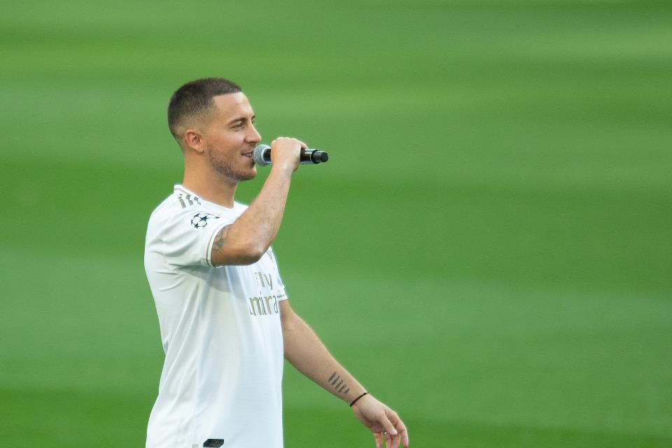 Presiden Madrid Mulai Kecewa dengan Hazard