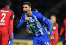 Hertha Berlin Perpanjang Masa Peminjaman Marko Grujic dari Liverpool
