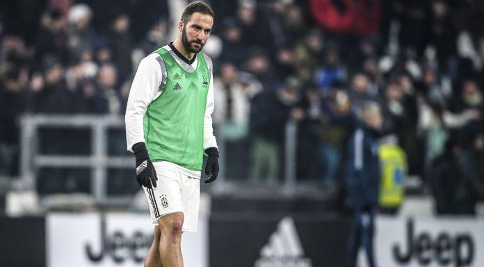 Higuain Buka Peluang Pensiun di Juventus