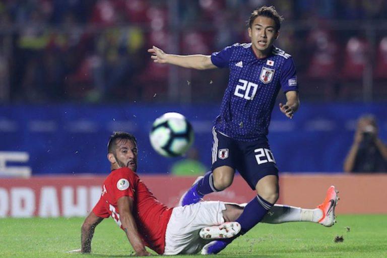Rookie of The Year Jepang Siap Bergabung dengan Tim Catalan