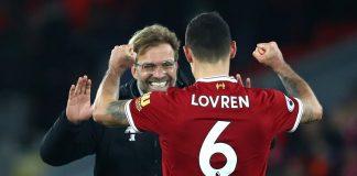 AS Roma Nego dengan Liverpool Soal Lovren