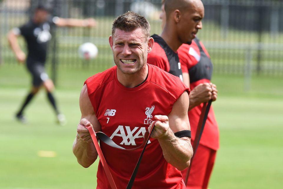 Dua Opsi Terbaik yang Bisa Diambil James Milner Andai Tinggalkan Liverpool