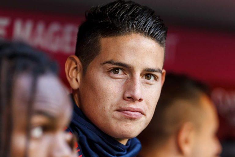 Real Madrid Urung Jual James Rodriguez