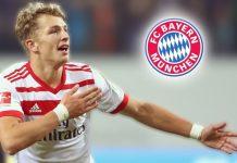 Bahasa Menjadi kendala untuk Karir Youngster Bayern