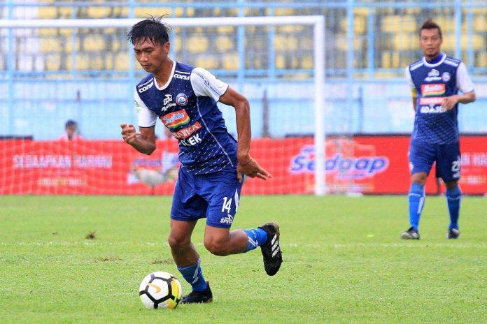 Kontra Bhayangkara, Arema FC Siap Mainkan Pemuda Potensial