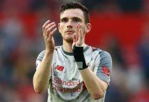 Jelang Pra Musim Bersama Liverpool, Robertson Butuh Perawatan Intensif