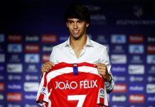 Pakai Nomor 7 di Atletico, Joao Felix Cuek-Cuek Saja