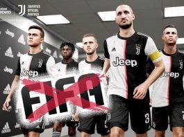 Nama Juventus di Gim FIFA 20 Terpaksa DIganti, Kok Bisa?