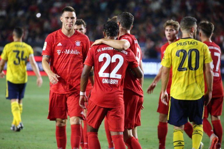 Kebobolan di Menit Akhir, Bayern Munchen Kalah Menyakitkan