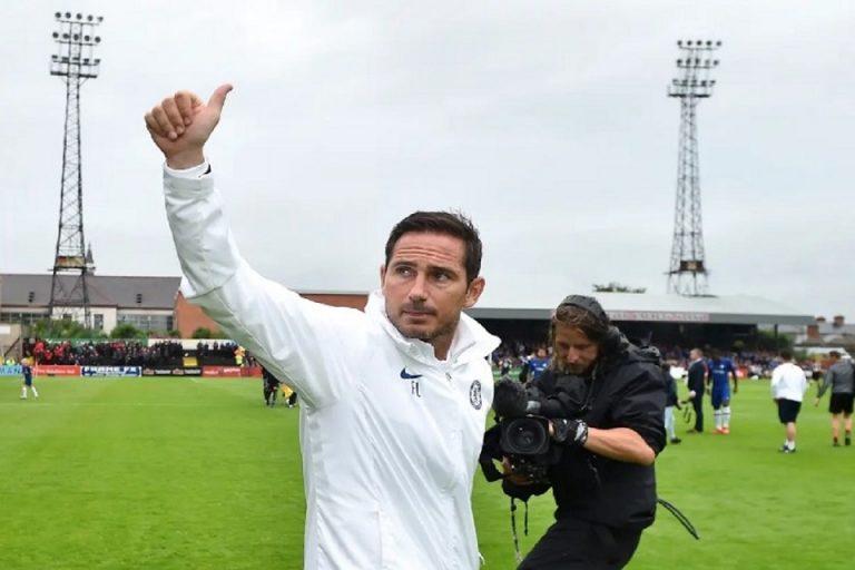 Kemenangan Pertama Lampard di Chelsea, Sinyal Positif bagi The Blues?