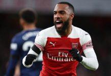 Striker Utama Arsenal Masuk dalam Bidikan Tim Ibu Kota Spanyol