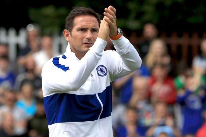 Frank Lampard Masukan Bek Prancis Sebagai Rencananya di Musim Depan