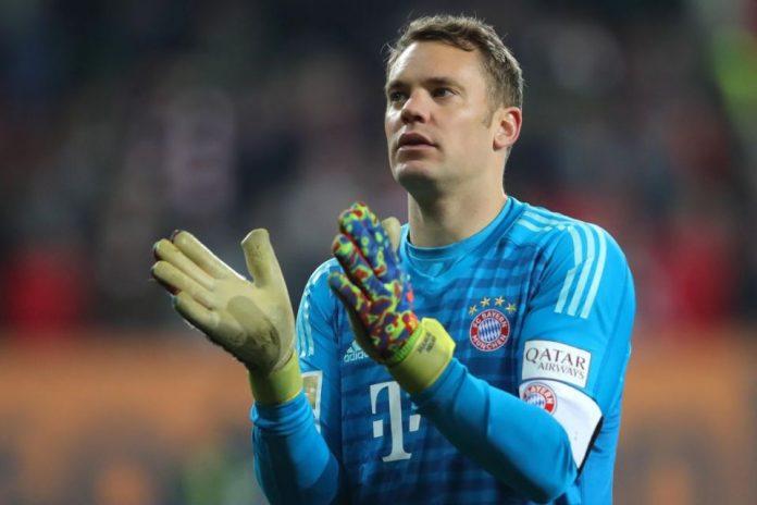 Legenda Bayern Murka Dengan Tingkah Manuel Neuer