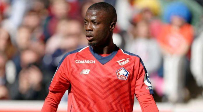 Liverpool Dikabarkan Telah Negosiasi Dengan Agen Nicolas Pepe