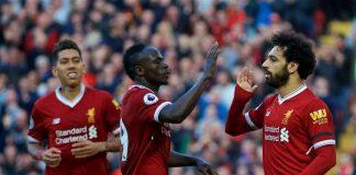 Trio Liverpool