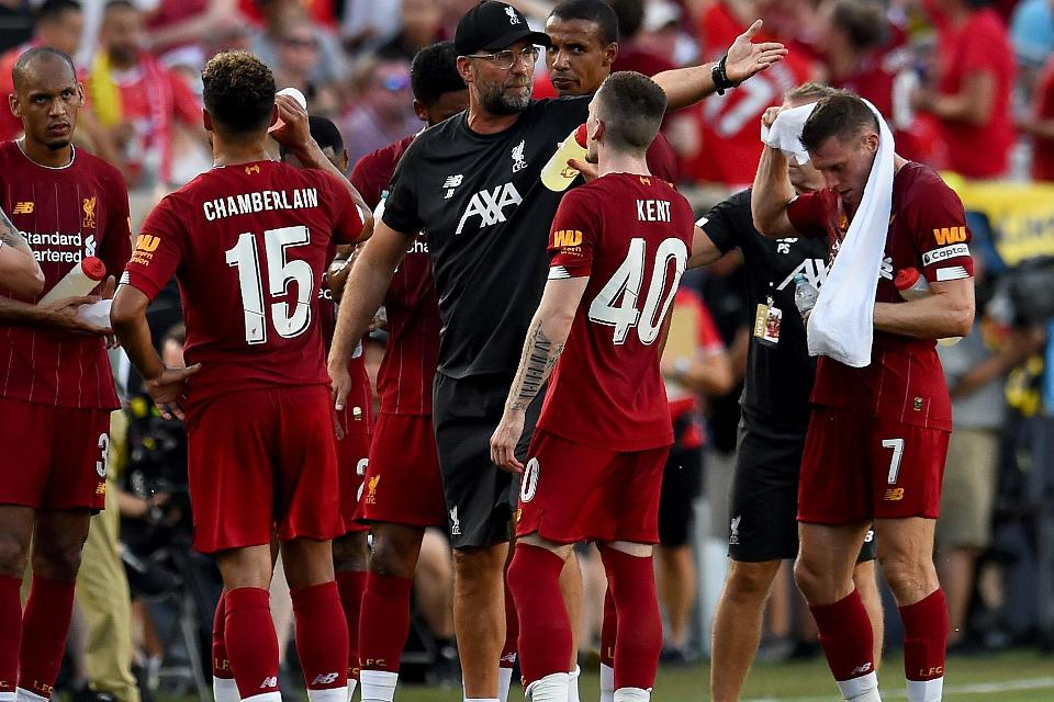 Jelang Bentrok Lawan Man City, Klopp Sebut Liverpool Masih Lemah