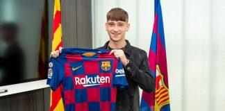 Resmi! Barcelona Boyong Wonderkid WBA
