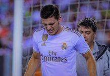 Bintang Baru Masuk Daftar Cedera Real Madrid