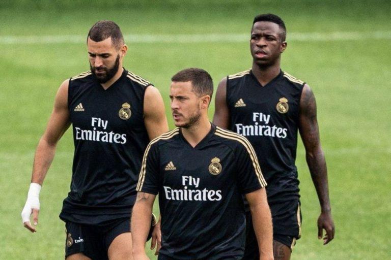 Varane Tuntut Pemain Madrid Kompak Guna Bangkit di Musim Depan