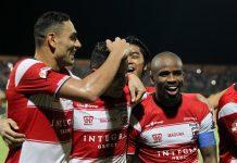Madura United Geram Jadwal Padat Buat Pemainnya Banyak Cedera