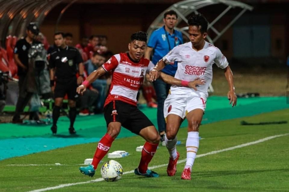 Madura United PSM