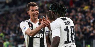 Dortmund Incar Dua Striker Juventus